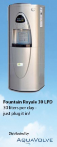 Fountain Royale Silver